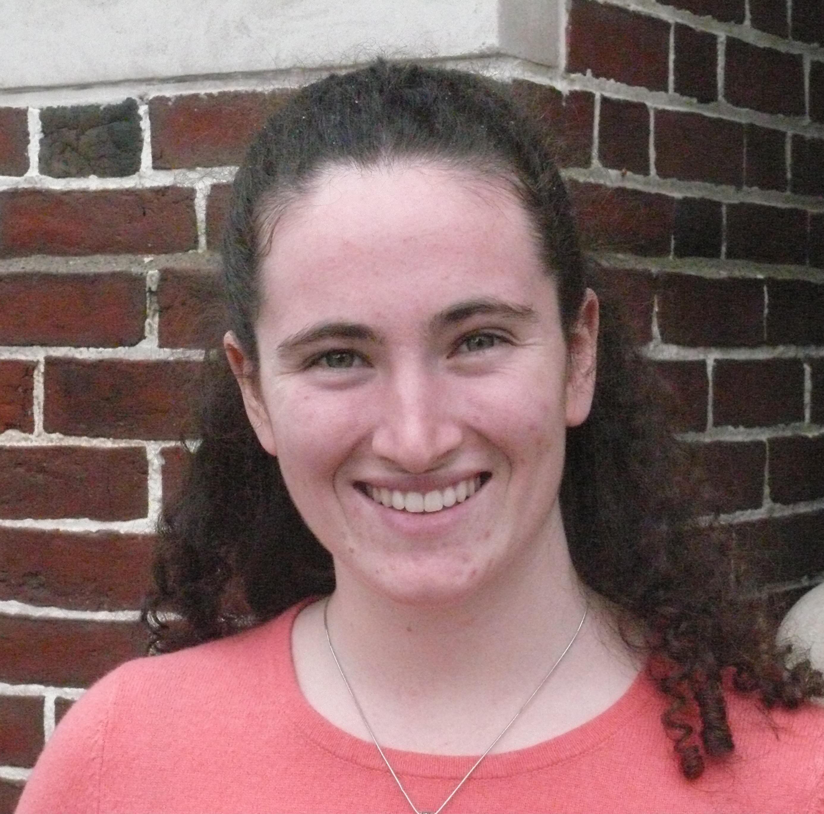 Sarah Holston D'17